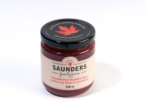 Jams Saunders Family Farm