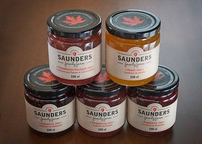 Our Products - Saunders Family Farm