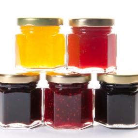 Saunders Family Farm Blueberry Jam Sampler